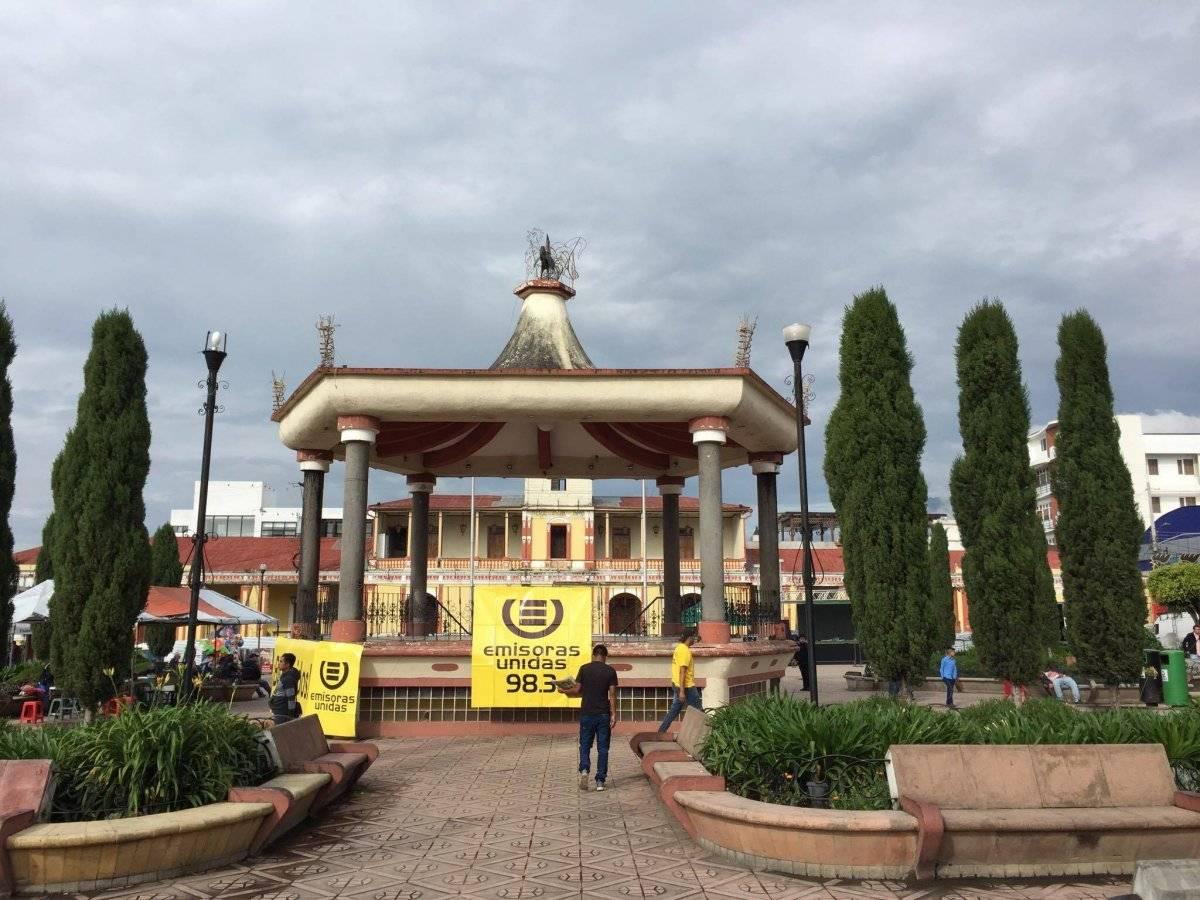 San Pedro, San Marcos