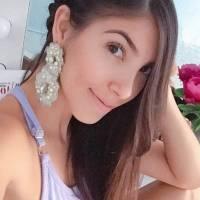 Sara Correa es la esposa de Sebastián Viera, arquero del Junior de Barranquilla