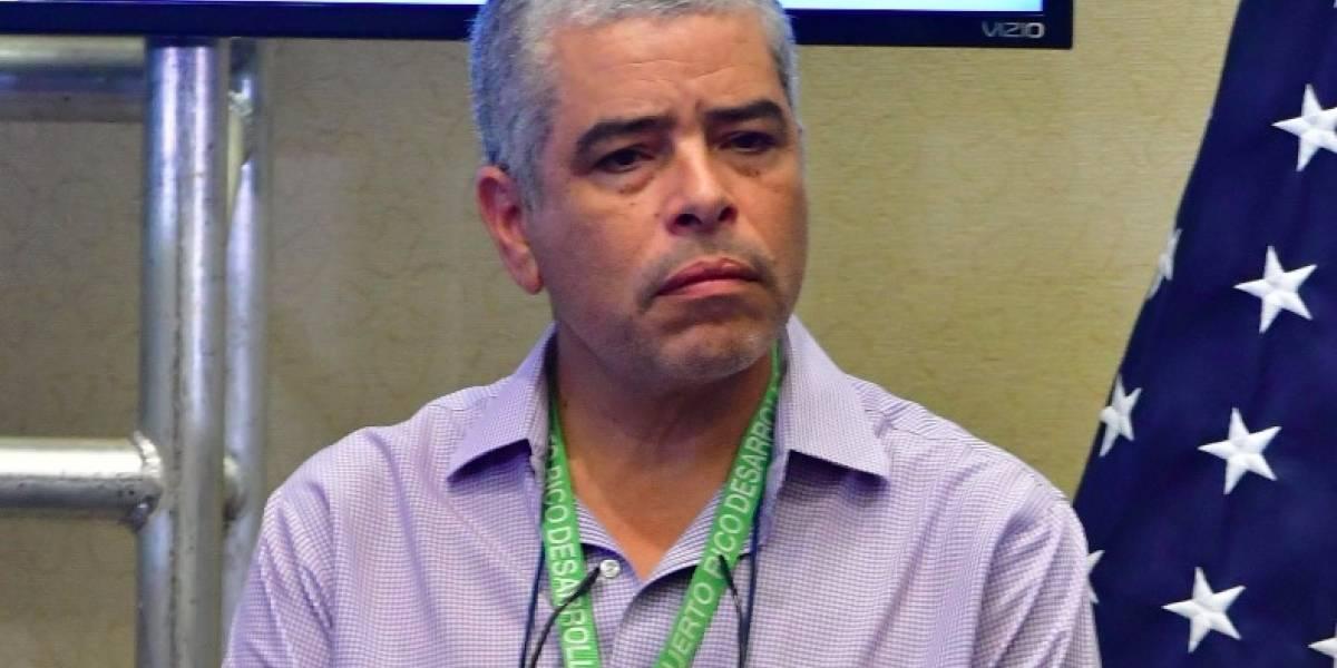"""Ricardo Ramos """"acogerá"""" recomendación para cancelar contrato a Whitefish"""