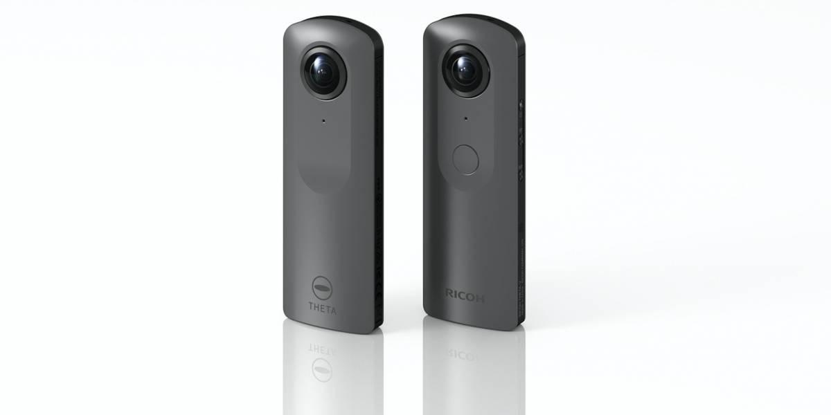 Esta cámara te seducirá por su imagen en 360°
