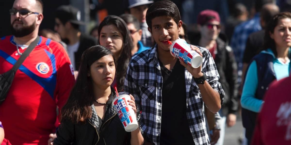 México, campeón mundial en consumo de bebidas azucaradas