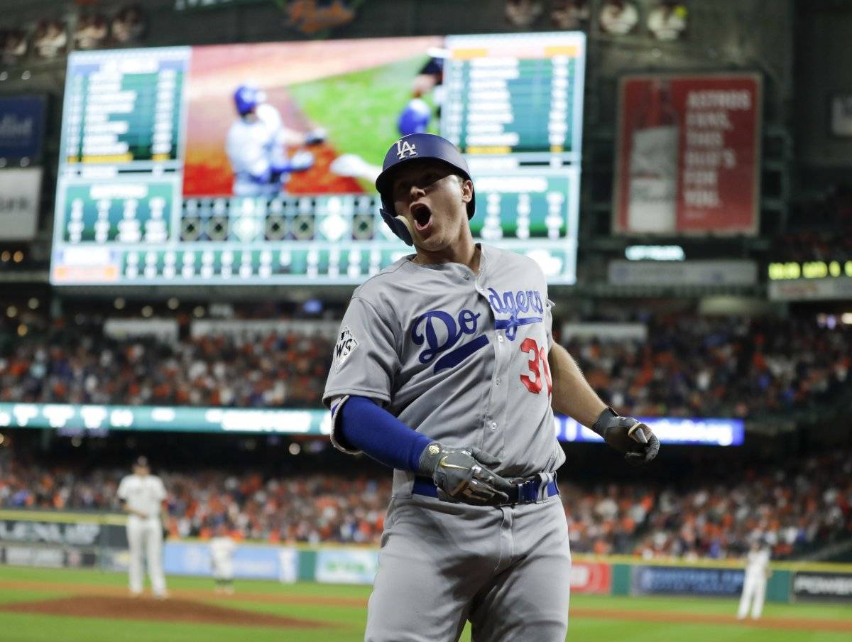 Los Dodgers empataron la serie.