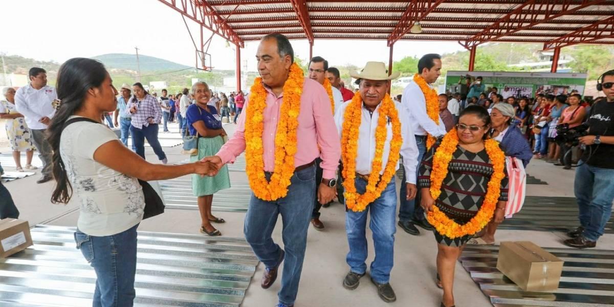 Todos los damnificados de Copalillo y Taxco son importantes: Astudillo Flores