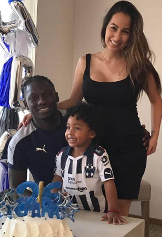 Ana María Cobaleda es la esposa de Yimmi Chará, también delantero del Junior Instagram