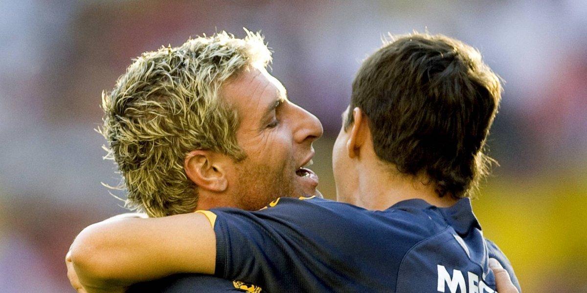 """Battaglia y el éxito de su amigo Palermo: """"Tuvimos un maestro como Bianchi"""""""