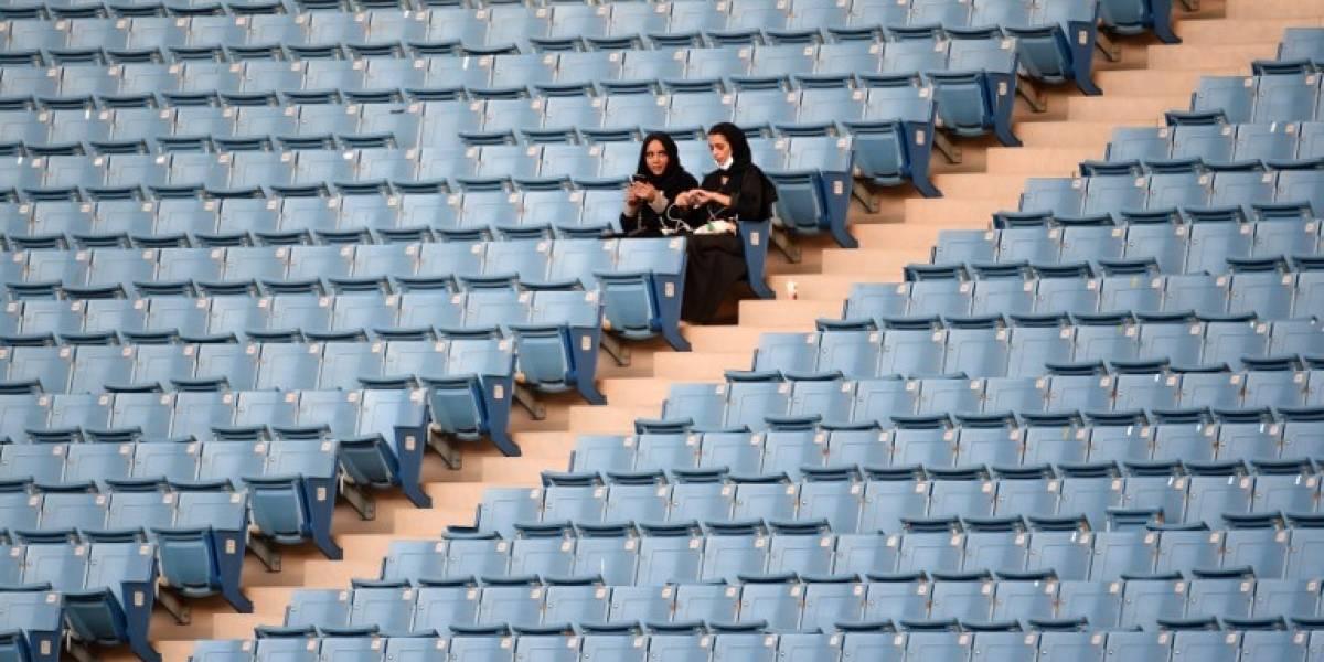 Tímidos avances: Arabia Saudí permitirá a las mujeres entrar en los estadios