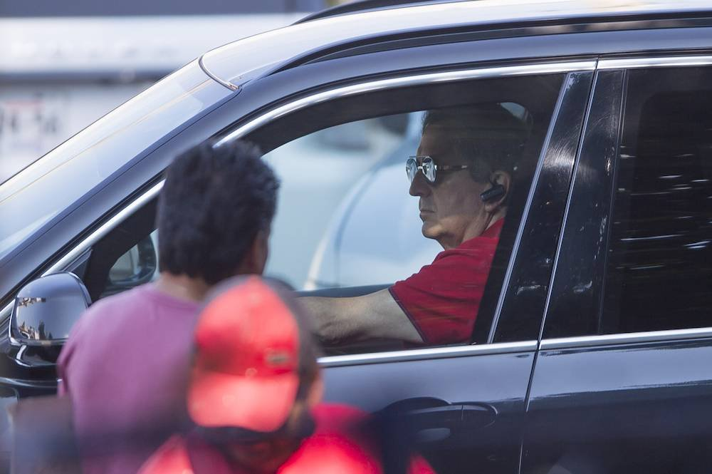 Vergara ha tomado decisiones polémicas durante su estancia como dueño de Chivas. / Mexsport