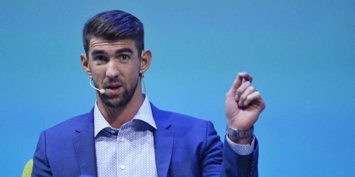 COLUMNA: Michael Phelps y la visualización del éxito