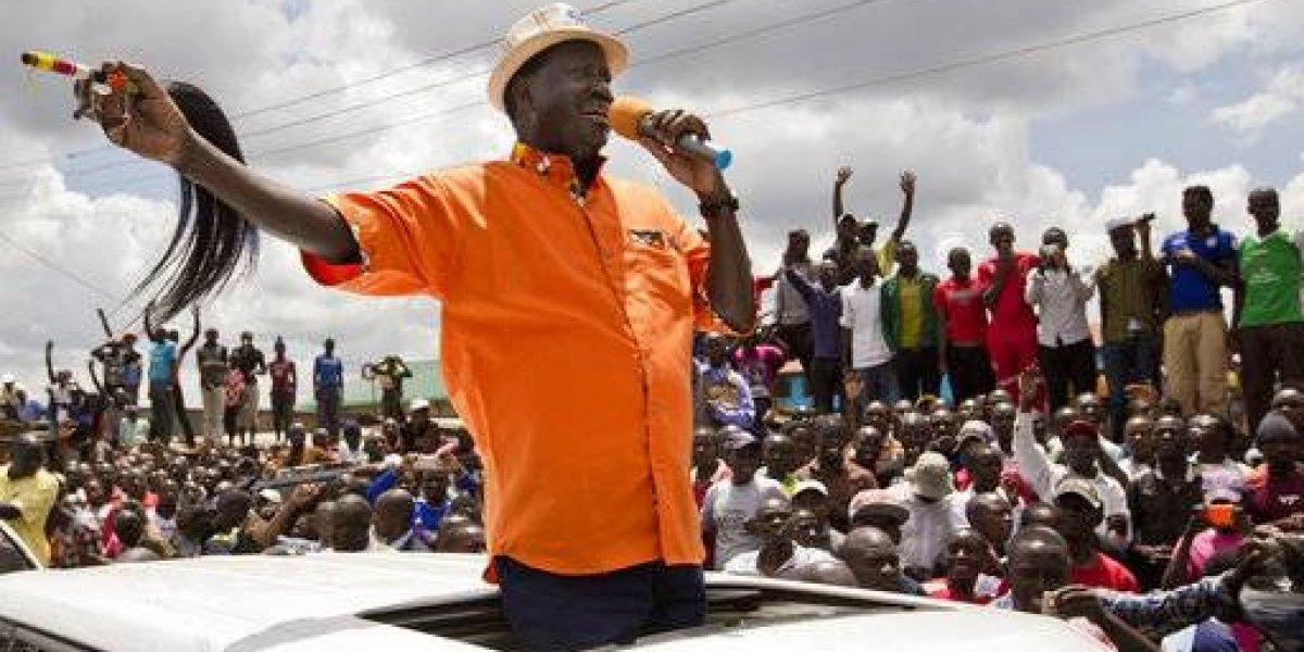 Kenia espera resultado de las elecciones entre dudas