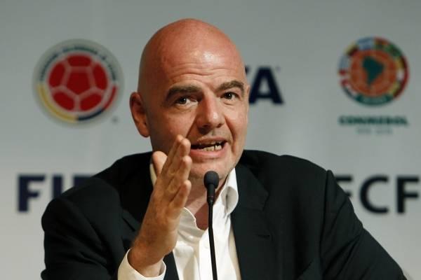 FIFA acabará los amistosos y creará una Liga Mundial
