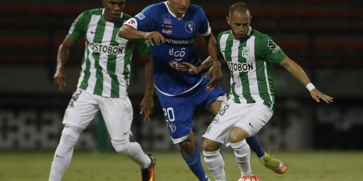 Millonarios y Atlético Nacional se disputarían a Alejandro Guerra