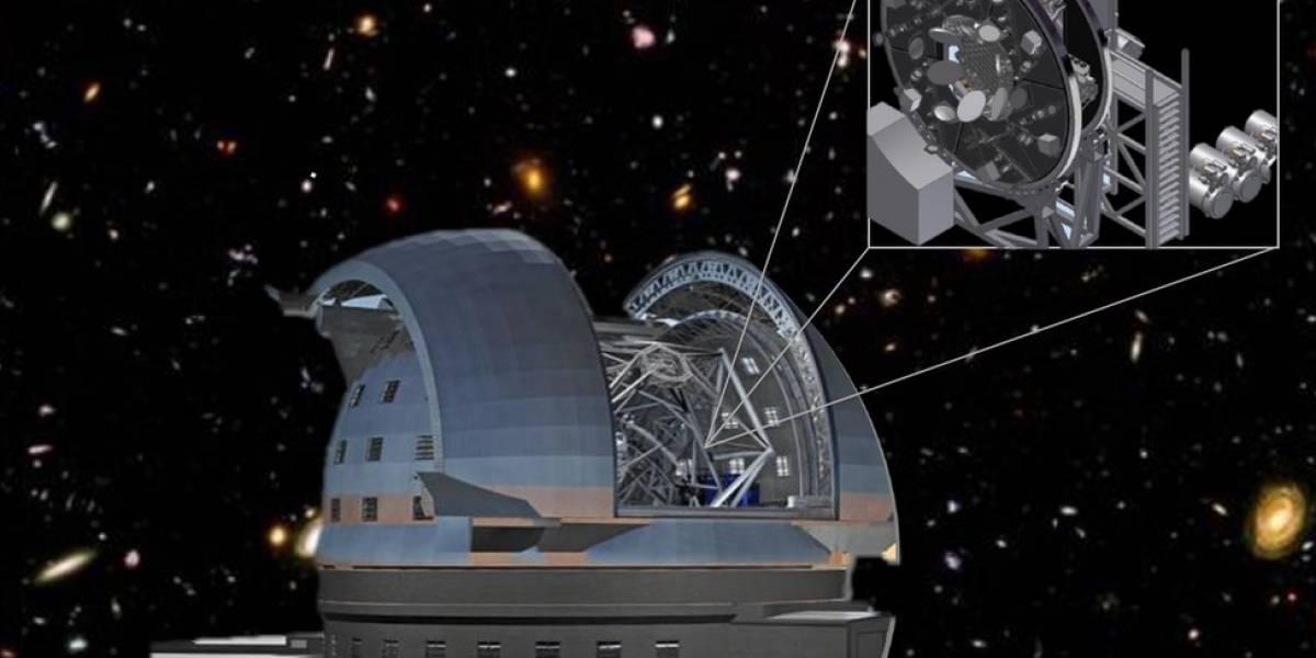 Mosaic, el instrumento que nos ayudará a entender desde Chile cómo era el universo hace 12.000 millones de años