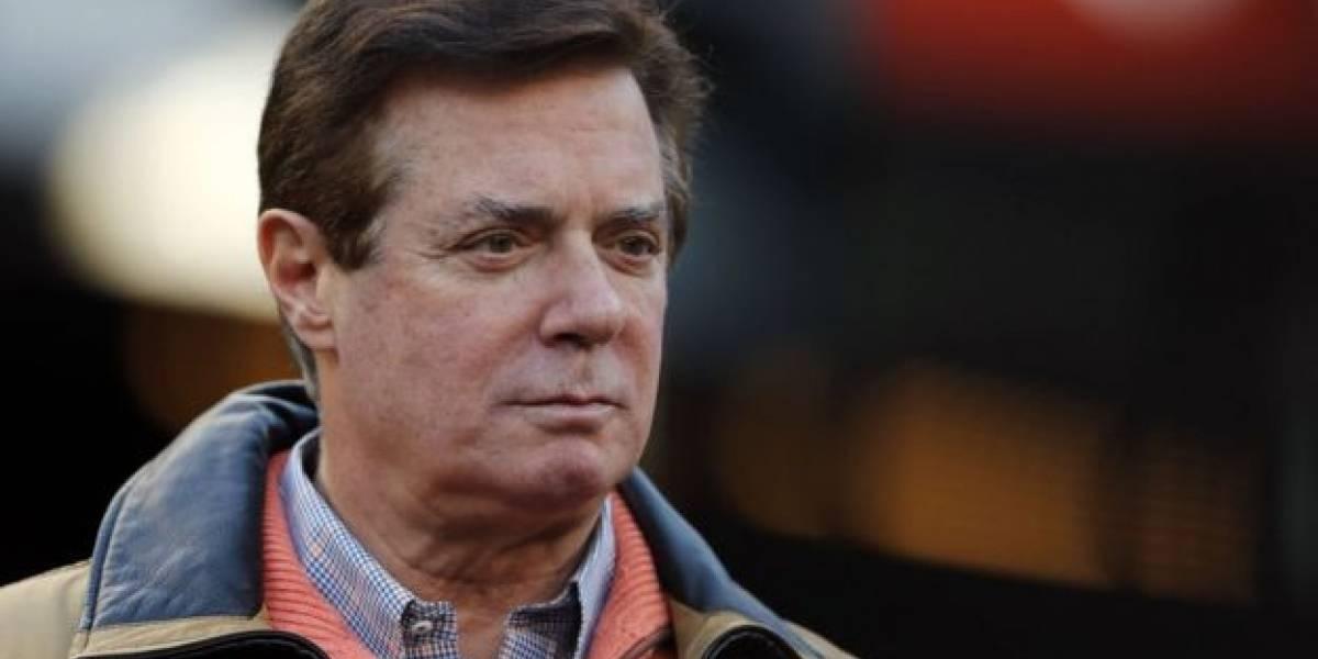 Dictan arresto domiciliario contra ex jefe de campaña de Trump