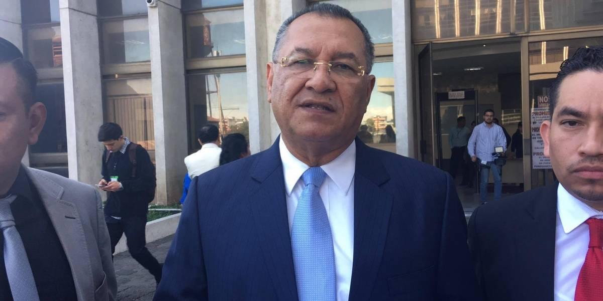 Diputado Arístides Crespo se pone a disposición de la justicia