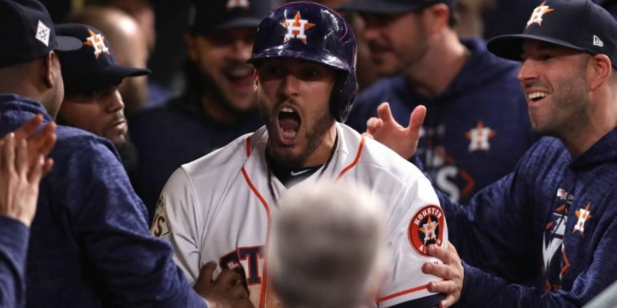 VIDEO. Astros derrotan a Dodgers en vibrante quinto juego de la Serie Mundial