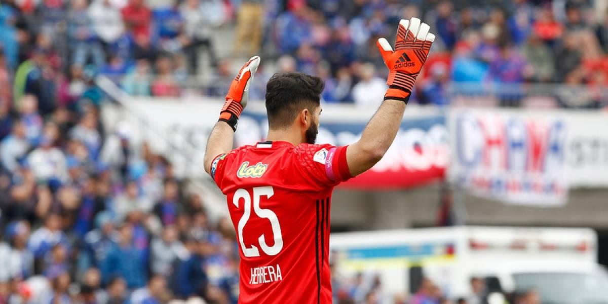 """Johnny Herrera y los reclamos de Colo Colo contra el arbitraje: """"Son manotazos de ahogado"""""""