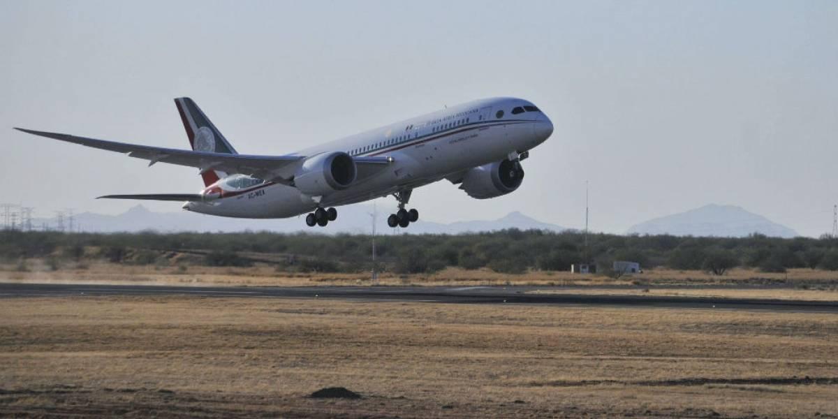 Corte reserva bitácora de vuelos presidenciales por 'razones de seguridad nacional'