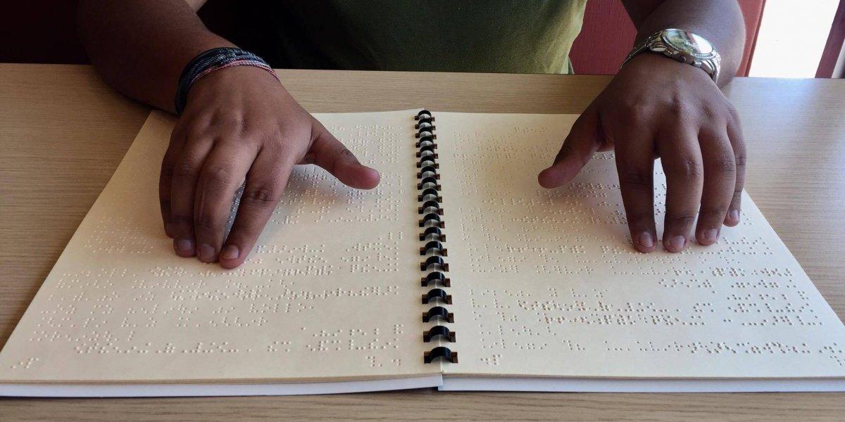 Pollo Campero ofrecerá un menú en braille en todos sus restaurantes ¡Qué orgullo!