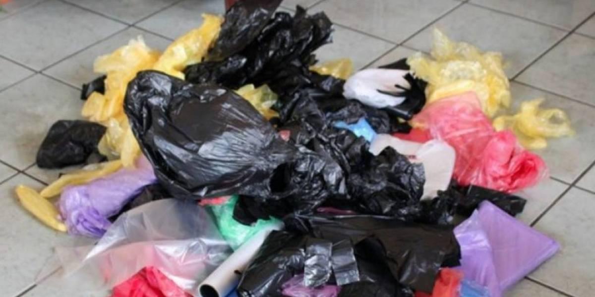 Después de dos años de aprobación se conocerá impacto de ley que busca reducir el uso de bolsas plásticas