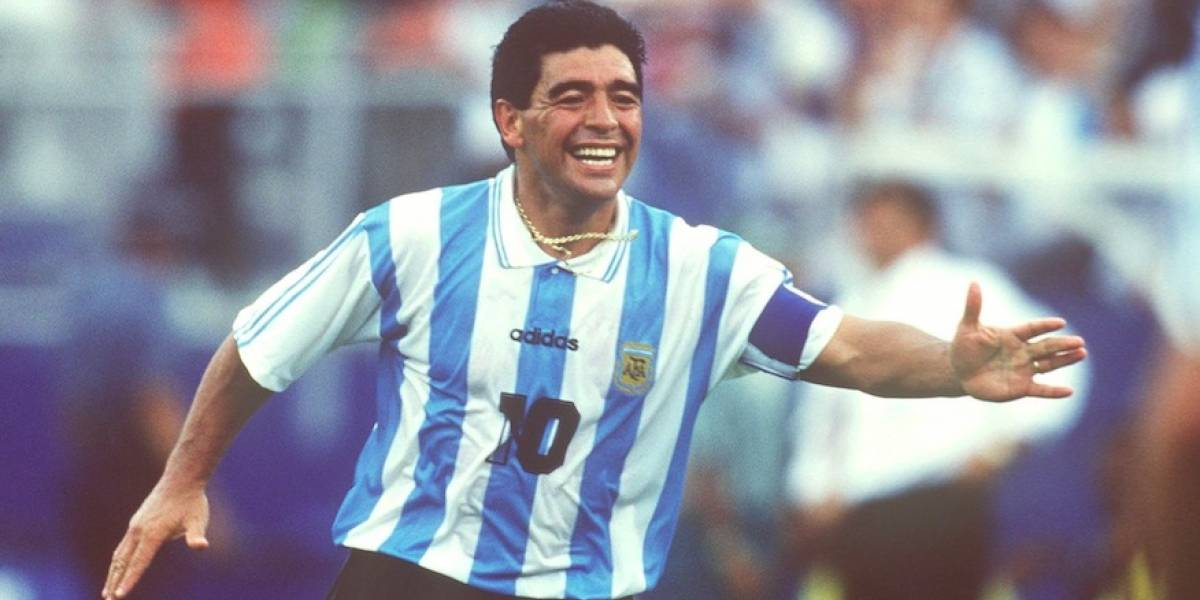 ¡Feliz cumpleaños a la Leyenda argentina, Maradona!
