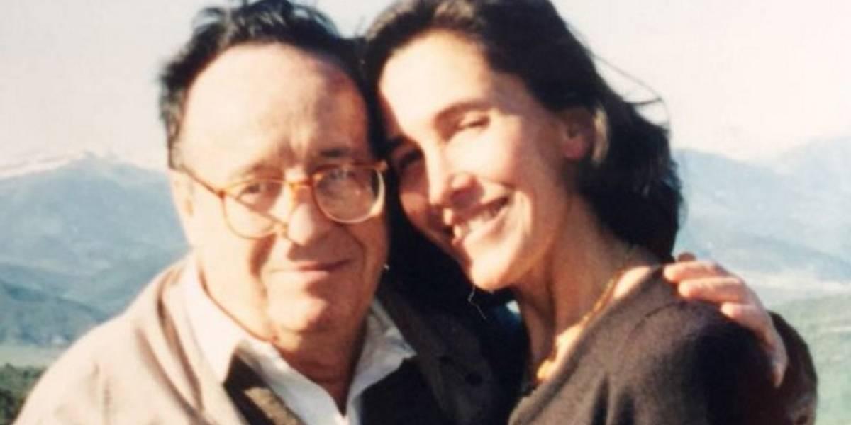 Florinda Meza se cansó de los rumores: reveló quién era el hombre con el que aparece tomada de la mano