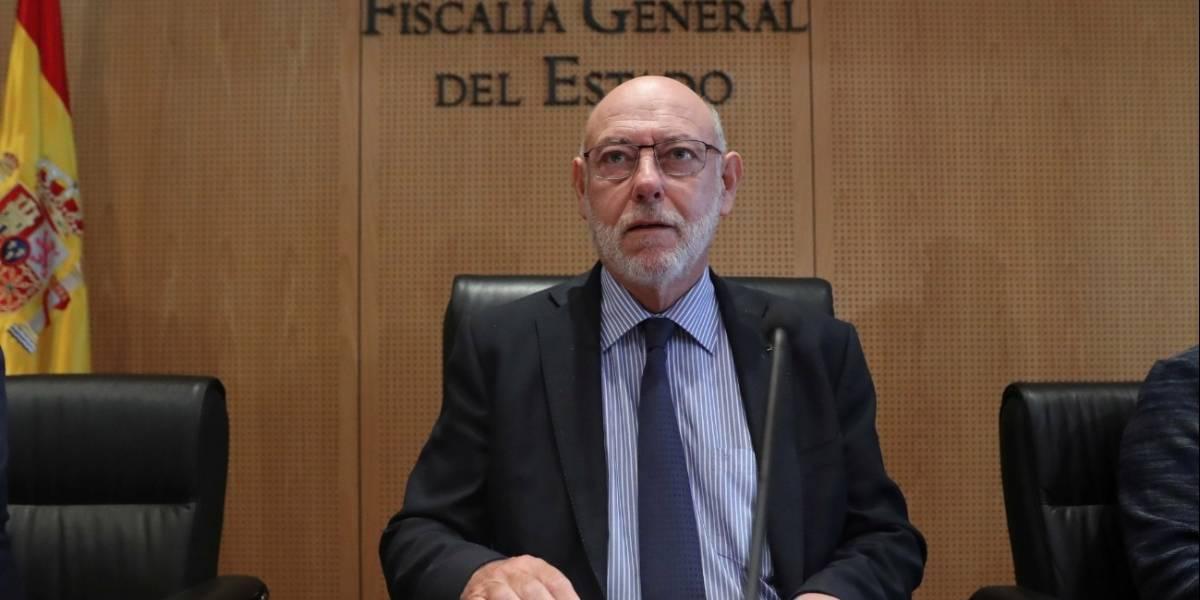 Fiscalía presenta querella contra Gobierno catalán por rebelión