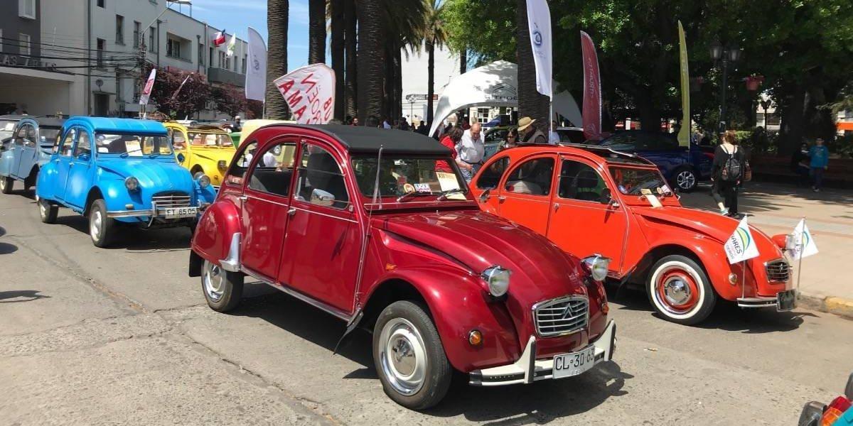 Los alucinantes modelos Citroën que ganaron el Concurso de Elegancia