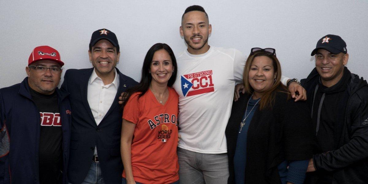 Un integrante de Grandes Ligas  Carlos Correa se une a la marca Dodge
