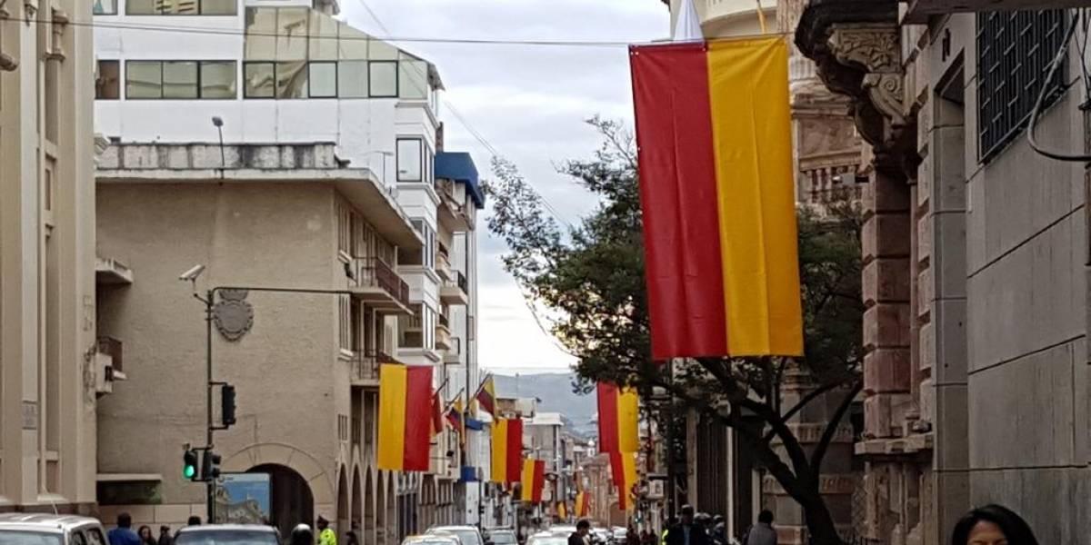Cuenca lista para celebrar sus fiestas