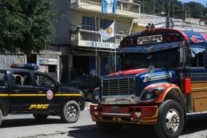 Ataque a piloto en San Pedro Ayampuc