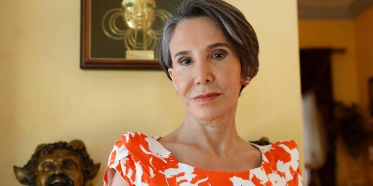 Florinda Meza, viuda de Chespirito, habla de foto del 'nuevo amor'