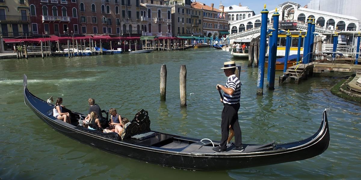 Veneza pode oferecer passeio de gôndola gratuito a moradores