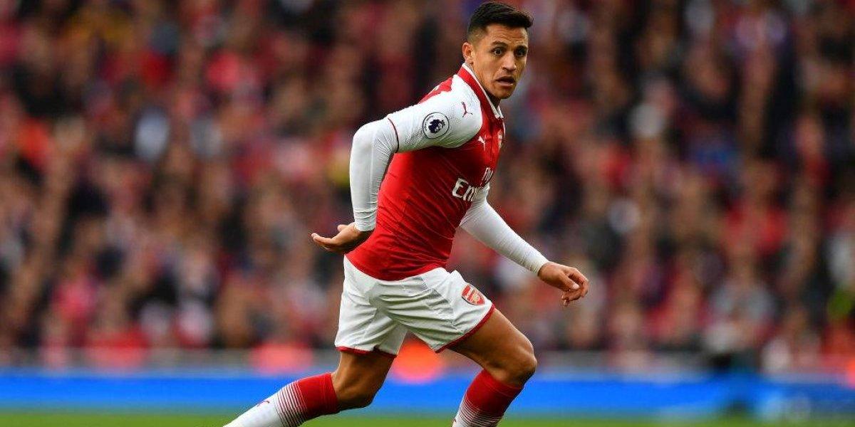 Wenger no duda del profesionalismo de Alexis para el partido con el City