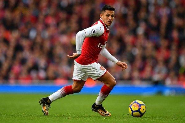 Alexis sufre con la falta de gol / imagen: Getty Images