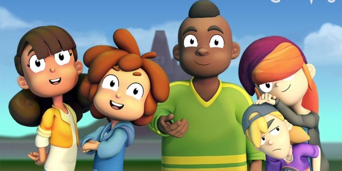 Corto de nueva serie animada de estudio boricua Gladius logra nominación a Emmy