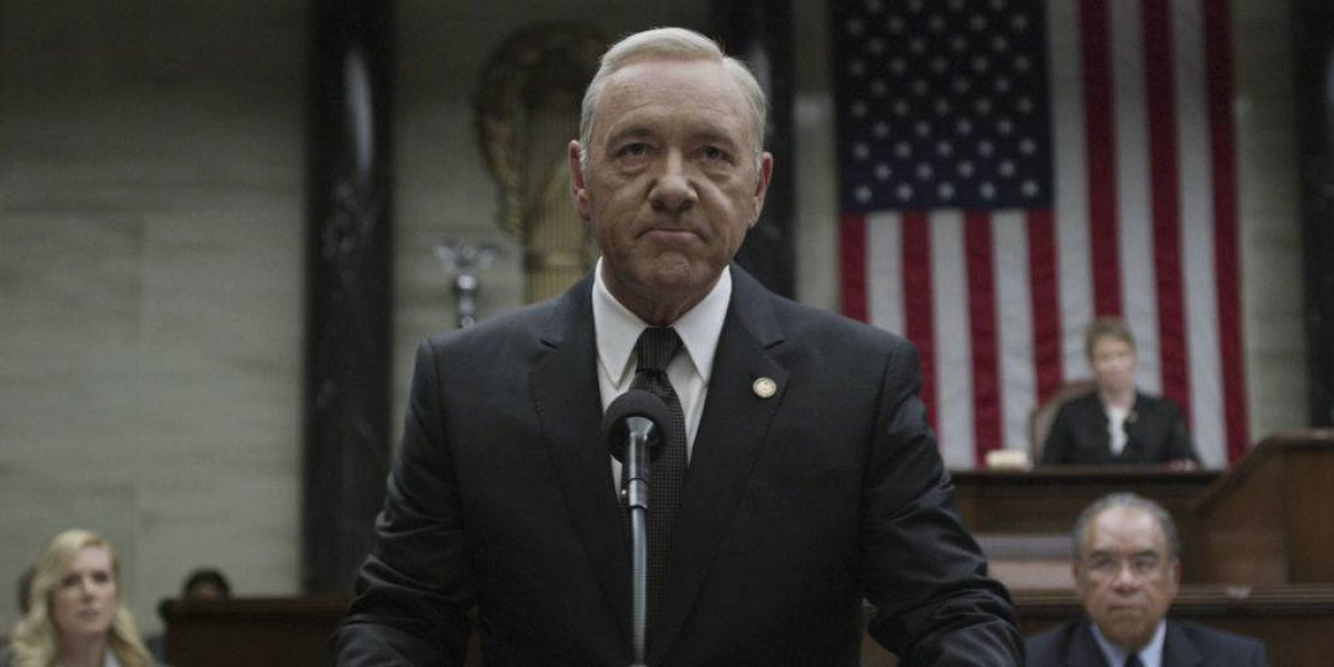 "¿Debió cancelarse ""House of Cards"" por culpa de Kevin Spacey?"