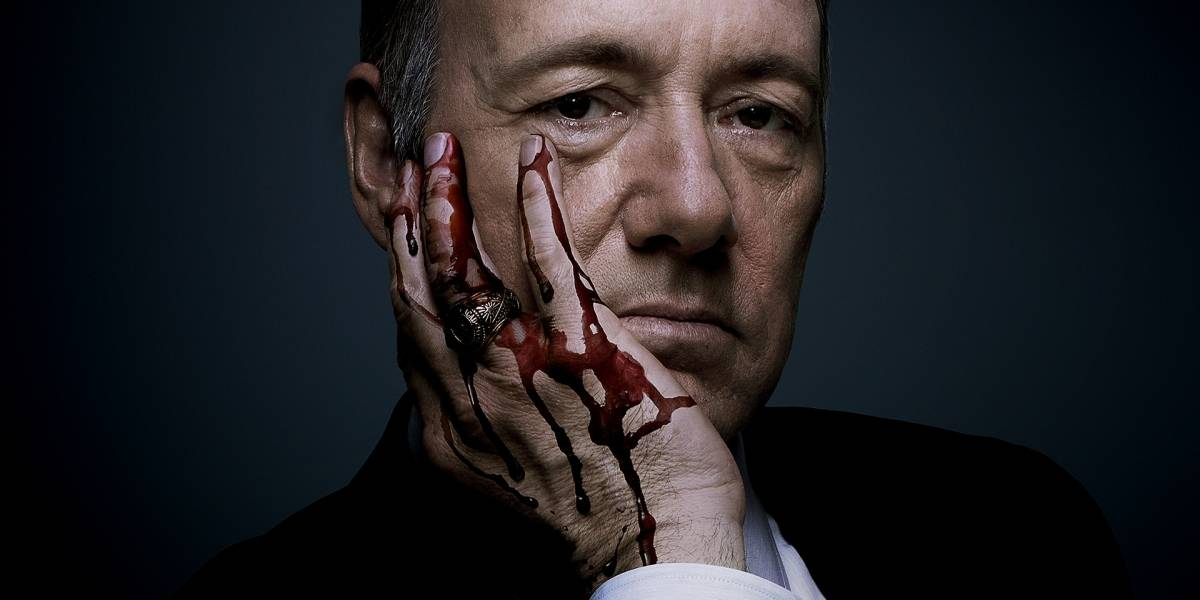"""""""House of cards"""" concluirá al final de su sexta temporada luego de denuncia en contra de su protagonista"""