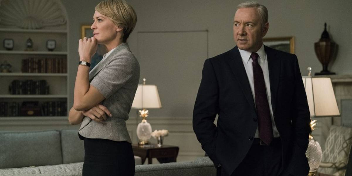 Netflix anuncia el fin de House Of Cards