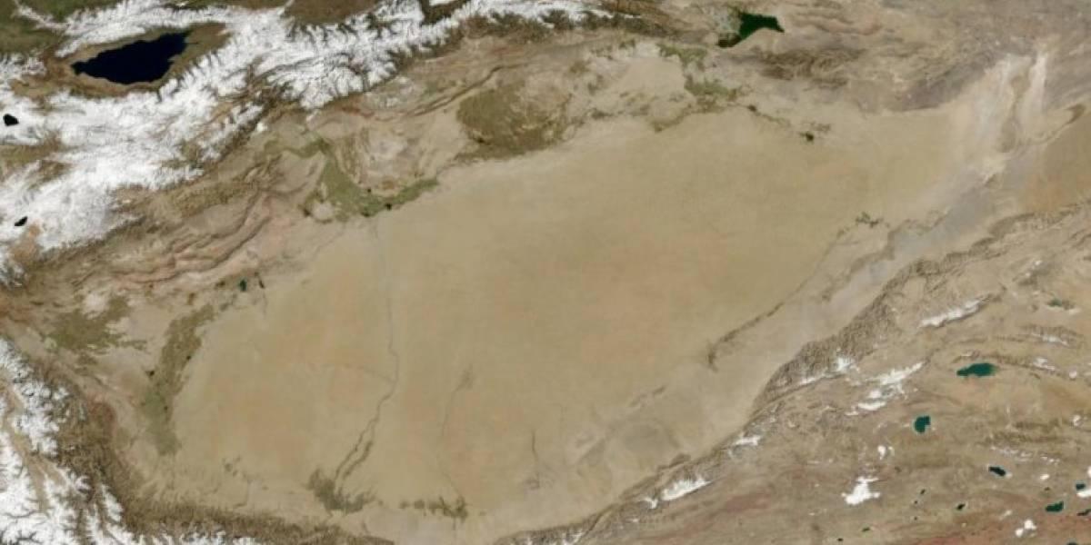 El más grande del mundo: China construye túnel de mil kilómetros para llevar agua al desierto