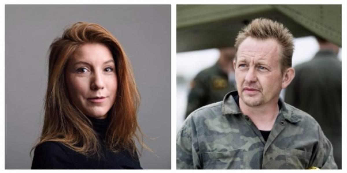 Inventor danés admite haber descuartizado a la periodista Kim Wall