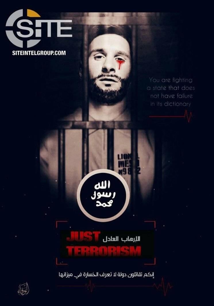 Messi fue el primero amenazado por Isis