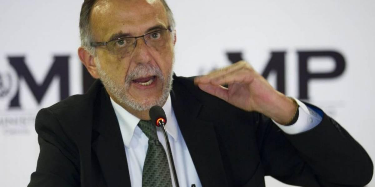 Organizaciones convocan a manifestar tras decisión del Presidente de no renovar el mandato de CICIG