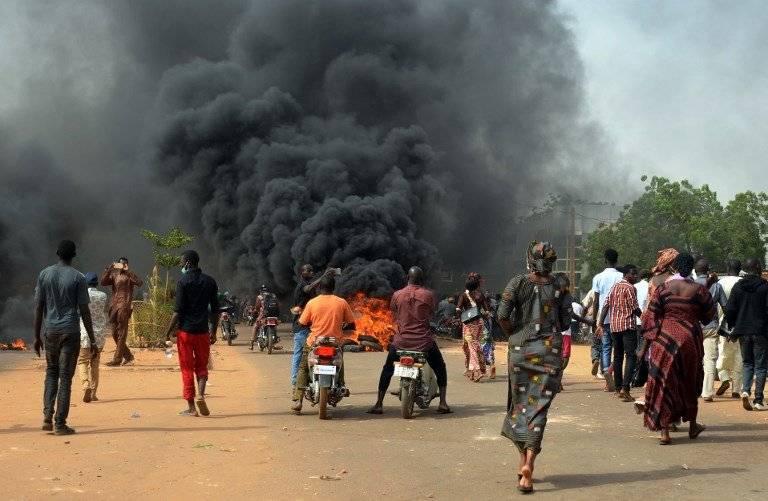 Conflicto en Níger