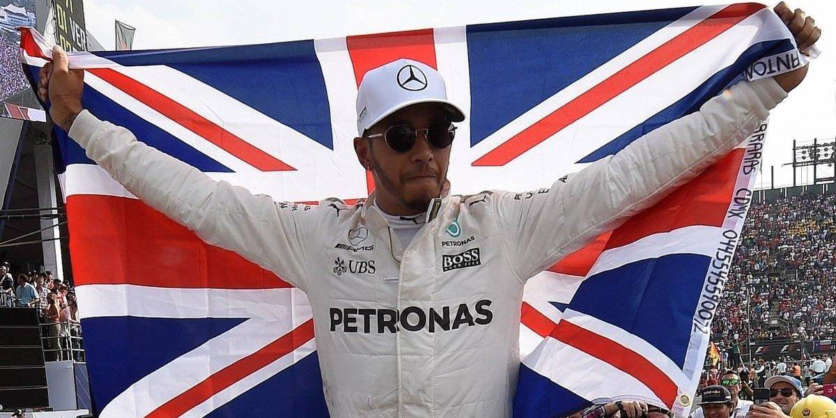Lewis Hamilton y su larga lista de excentricidades