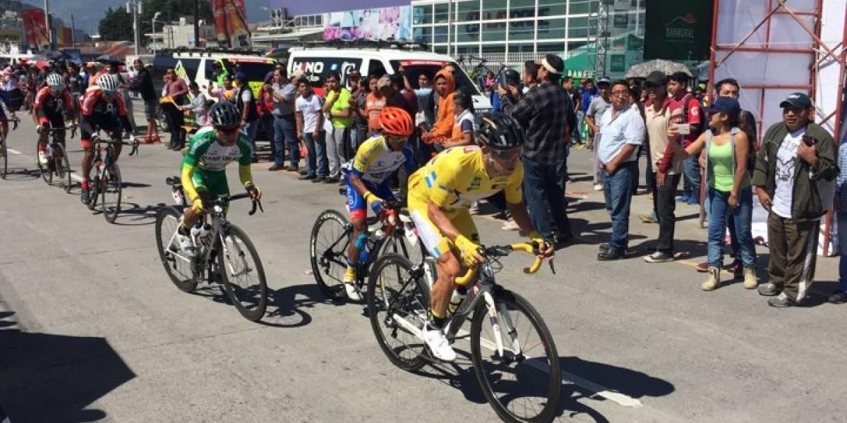 Rodas conserva el liderato de la Vuelta después de la etapa 8