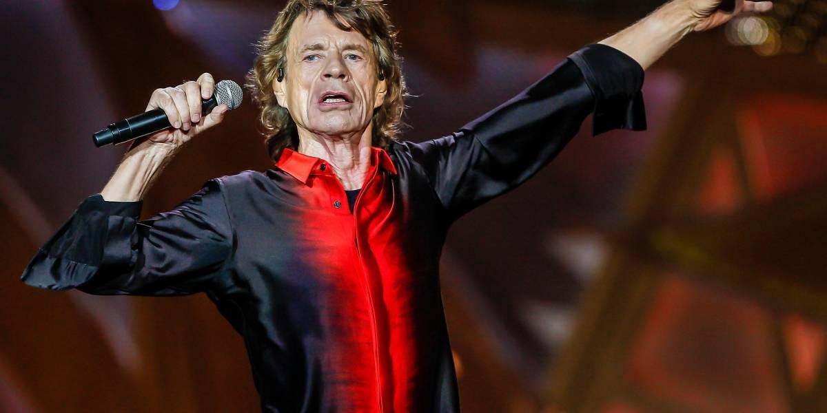 Ella es Noor Alfallah la bella novia de Mick Jagger 52 años menor que él