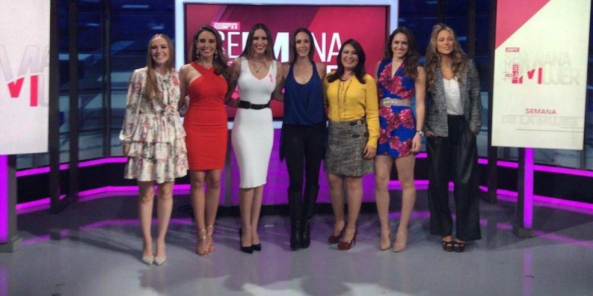 ESPN celebró su tradicional Semana de la Mujer