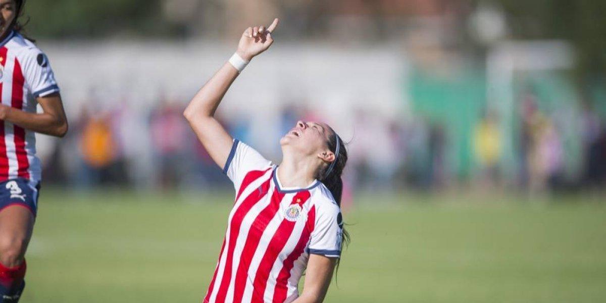 A Chivas femenil no le asusta América ni el estadio Azteca