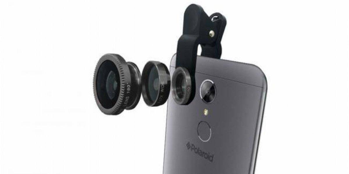 Polaroid te acerca a la fotografía profesional con este smartphone