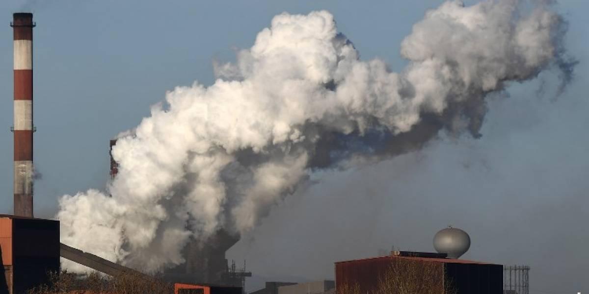 Se registra nuevo récord de concentración de CO2 en la atmósfera
